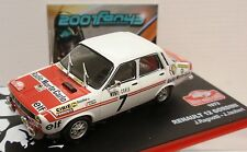 Renault 12 Gordini #7 Rallye Monte Carlo 1973 1 43 Altaya
