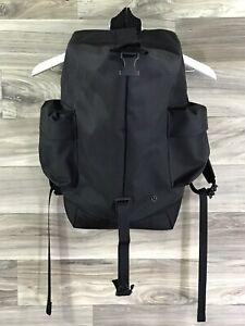 Lululemon Fill your Day Backpack Black O/S 29L Black BLK 50040