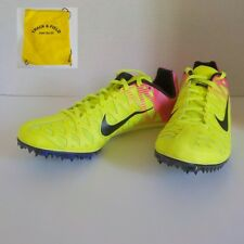 Nike MAXCAT 4 Track Sprint Running RIO OC 549150 999 MEN 11.5 with Spikes & SRT