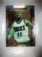 Vin Baker 1994 Topps Finest #139 Milwaukee Bucks NBA