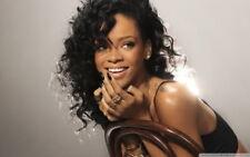 """087 Rihanna - USA Grammy Sex Girl Super Star Great Singer 38""""x24"""" Poster"""