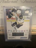 2018-19 Upper Deck Engrained Mark Recchi Flexures Game Used Stick Bruins Flyers