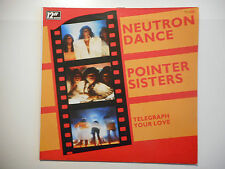 "MAXI 12"" ▒ POINTER SISTERS : NEUTRON DANCE (4.59 REMIX - RCA IMPORT)"