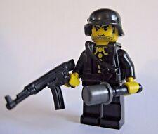 Lego Custom GERMAN INFANTRY WWII Minifigure Soldier- Brickforge, BrickArms WW2