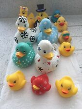 Rubber Duck Collection, 13 Ducks