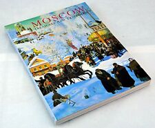 Moscow: Treasures and Traditions by W. Bruce Lincoln 0295969954