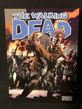 THE WALKING DEAD SET 2 COMIC SERIES 2013 CRYPTOZOIC NSU PROMO CARD P1 TV