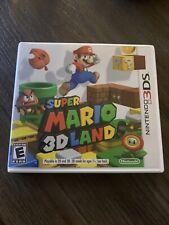 Super Mario 3D Land - Nintendo 3DS, (3DS)