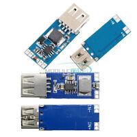 DC 3V/3.3V/3.7V/4.2V to 5V USB 1A 2A 3A Step Up/DownVehicle Power Charge Module