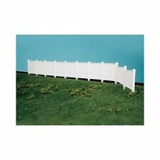 Concrete Fencing, SR Type (33 per pack) - O gauge accessories PECO LK-744 - P3