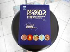Mosby's Dictionary of Medicine Nursing and Health Professions w CD Australia NZ
