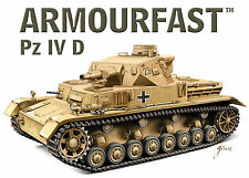 NEW Armourfast 1/72 Panzer IV D  Model Kit - Contains 2 Tanks - 99028
