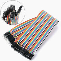 40Pin Dupont Wire 10cm Male to Female Jumper Cable Flat Ribbon Cable for Arduino