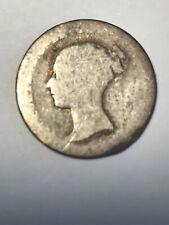 1838 4 Pence / Groat Silver Queen Victoria Coin