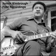 Junior Kimbrough - First Recordings [New CD] Digipack Packaging