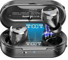 New listing Tozo T12 Wireless Earbuds Bluetooth Headphones Ipx8 waterproof