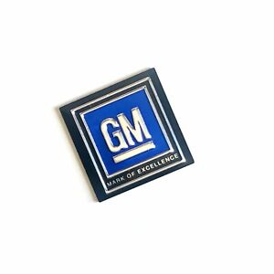 GM Black Lap Seat Belt Deluxe Push button Sticker Decal Overlay 50s 60s 70s 80s
