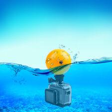 TELESIN Floating Ball Bobber Float with Lanyard for Xiaomi SJCAM Gopro Camera