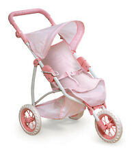 Badger Basket Three Wheel Doll Jogging Stroller 09960