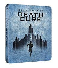 Blu Ray Steelbook Maze Runner - Die Auserwählten in der Todeszone Preorder LESEN