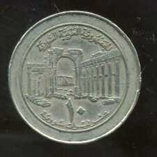 SYRIE   10  pounds 1996