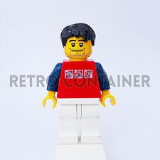LEGO Minifigures - 1x twn111 - Resident - Vintage Town Omino Minifig Set 8403