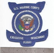 #110 USMC EXECUTIVE FLIGHT DETACHMENT PATCH