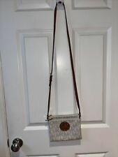 Michael Kors Jet Set  Crossbody Purse -Vanilla