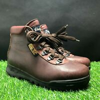Vasque Gore-Tex Womens Brown Cowhide Leather Hiking Boots Size 5.5 M