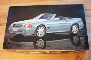 Mercedes Benz 600SL Open 1/24 Fujimi Model Kit #12065