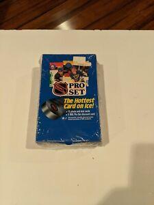 1990-91 Pro Set Series 1 NHL Hockey Factory Sealed Box, 36 Packs