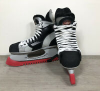 Bauer Agility Vapor 6 Ice Hockey Skates Tuuk Skate Size  10D - With Blade Guards