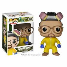 FUNKO POP 2014 BREAKING BAD WALTER WHITE COOK #160 MIMB Sealed Box IN STOCK