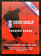 2017 Disc Golf Pro Tour DGPT trading cards - You Pick