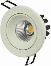 Recessed COB Down Light 10W LED Spot Lights Warm White 2000 3000K Ceiling Light
