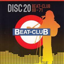 Beat-Club / Disc 20 / Sendung 69-71 / 1971 / DVD von 2015 / Neuwertig !