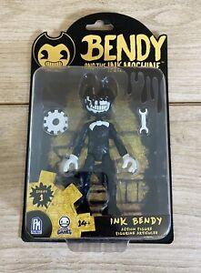 Bendy And The Ink Machine Series 1 Figure Ink Bendy 2018 PhatMojo - Brand New