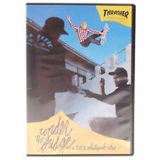 "THRASHER ""Under the Bridge"" Skateboard DVD 2009  DIY Skatepark Video - Concrete"