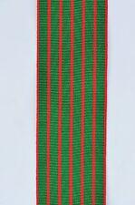 Ruban de la Croix de Guerre 1914-1918, 14 cm,  tissage récent