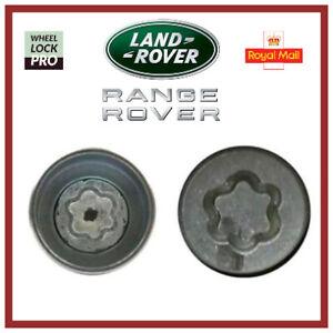 Land / Range Rover Discovery Evoque Freelander Velar Locking Wheel Nut 'Key M'