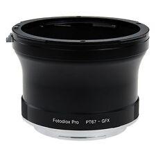 Fotodiox Obiettivo Adattatore Per Pentax 6x7 (p67) Lente Per Fujifilm Gfx fotocamera 50s