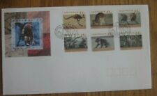 Australia Koalas And Kangaroos Wildlife 6 Stamp Set Fdc 1994