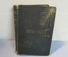 Ben-Hur A Tale of The Christ 1880 by Lew. Wallace Vintage