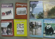 Cobblestone History 8 Issues Aviation Toys Fads Funnies Zoo Home Schooling