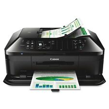 Canon PIXMA MX922 Inkjet Multifunction Printer - Color - Photo/Disc Print - D...