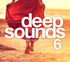 Deep Sounds 6 Very Best of Deep House 3CDs Glasperlenspiel Guetta