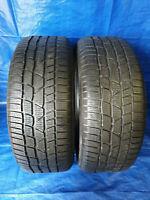 2 x Winterreifen Reifen Continental TS830 225 55 R17 101V DOT 3413 **5,5mm**