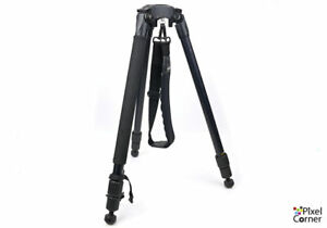 Miller Solo 75 - 2 stage alloy tripod - 75mm bowl