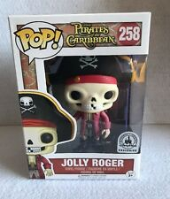 Disney Parks Funko Pop EXCLUSIVE JOLLY ROGER Pirates of The Caribbean.