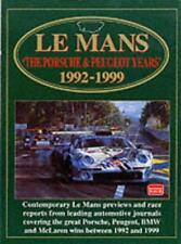 Le Mans: Porsche and Peugeot Years 1992-1999 (Brooklands Books Road Test Series)